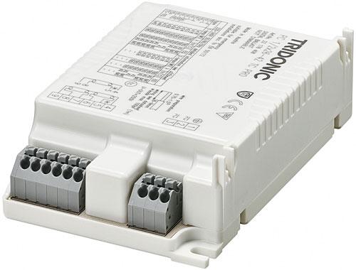 Электронный балласт для люминесцентных ламп 1/2х18Вт.